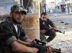 شمال حلب الجيش الحر يقتل 50 من شبيحة الأسد