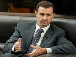 مصادر:الأسد يقيم مع أسرته بسفينة حربية تحت حراسة روسية