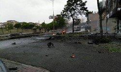 انفجار سيارة مفخخة ثكنة عسكرية 20_10-thumb2.jpg