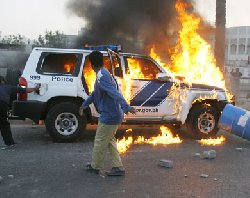 البحرين: حكم بسجن شيعي وإعدام آخر لقتلهما شرطيًا