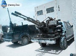 فيديو..رادارات وصواريخ سكود في قبضة الجيش الحر