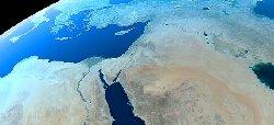 الاحتلال الصهيوني يطلق قمرًا اصطناعيًا DP-Middle-East-from-Space-thumb2.jpg