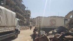 قافلة مساعدات إنسانية أممية لداريا dariaaaaaaid-thumb2.jpg