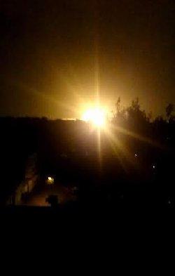 انفجار الغاز الرئيسي بدمياط gass-thumb2.jpg