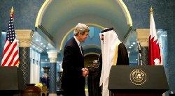 واشنطن تعتذر لقطر إساءة جنودها kerry-qatar-copy-thumb2.jpg