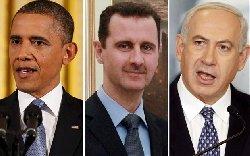 """إهانة أسدية جديدة لأوباما!! و""""الفضل"""" obamaAssadNetanyah_2435216b-thumb2.jpg"""
