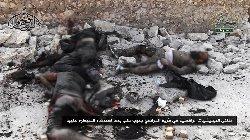 هروب الميليشيات الطائفية نيران الثوار qarasi-thumb2.jpg