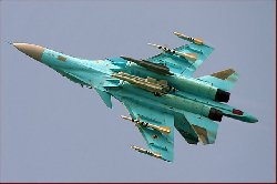 روسيا ترفض تصدير مقاتلات إيران su-34_2-thumb2.jpg